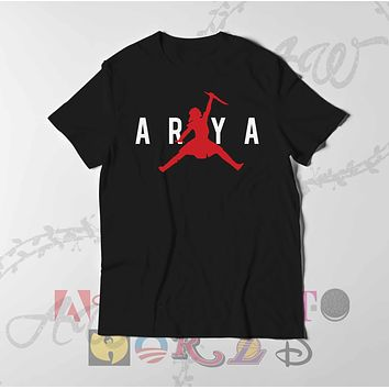 Arya Stark Air Arya Night King GOT Game Of Thrones T Shirt
