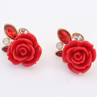 A pair of earings.There is always a right for you [6043216641]