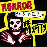 Misfits - Horror Business Decal