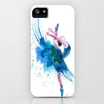 Ballet iPhone & iPod Case by Zdenka Koskova