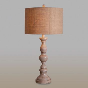 Toasted Almond Melville Table Lamp