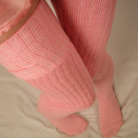 Socks by Sock Dreams » .Socks » Thigh Highs » Ribbed M Stockings