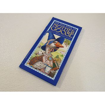 Harper Festival The Tall Book of Mother Goose Hardcover -- Used