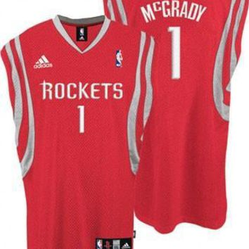 Houston Rockets Tracy McGRADY #1 jerseys