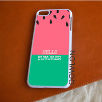 Watermelon Hello Summer iPod Touch 6 | 6TH GEN Case