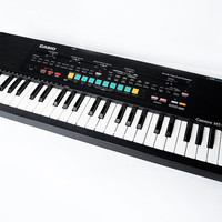 CASIO Casiotone MT-540 Electronic Keyboard MIDI 210 Sound Tone Bank Synthesizer Working Condition 80s Vintage Retro