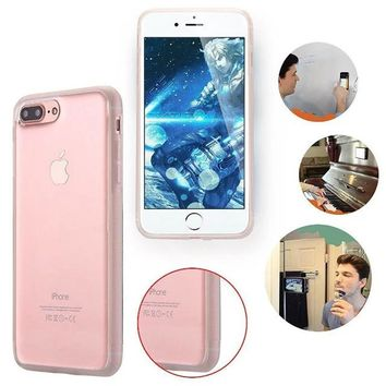 Anti Gravity Case For Samsung Galaxy Note 7 5 S7 S6 Edge Plus Selfie Magic Cover for iPhone 7 7 Plus 6 6s Plus Phone Cases BA1