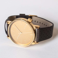 Komono Winston Gold Watch