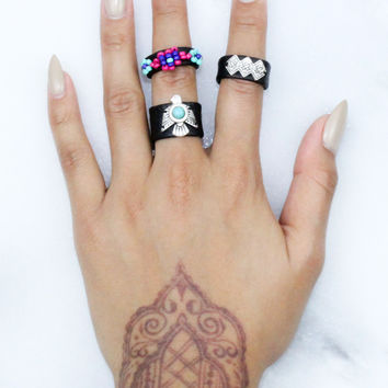 Fly High Ring Set