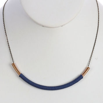 Up To Bar Necklace