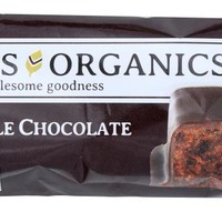 NELLYS: Bar Double Chocolate Organic, 1.6 oz
