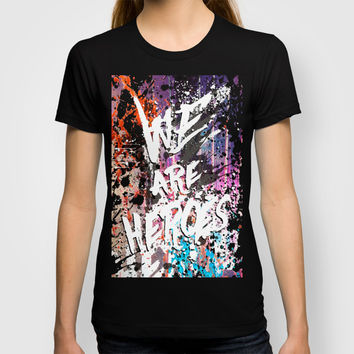 Hero Sessions I T-shirt by HappyMelvin