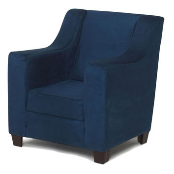 Komfy Kings, Inc 43214 Maybury Kids Chair Blue