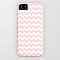 Pink Chevron iPhone & iPod Case by Electric Avenue
