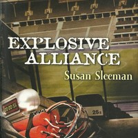 Explosive Alliance Susan Sleeman(First Responders #2)(Love Inspired LP Suspense)
