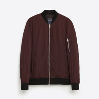 BOMBER JACKET - View All-JACKETS-MAN-SALE | ZARA United States