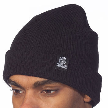 GymShark Multi Beanie - Black Accessories | GymShark International | Innovation In Fitness Wear
