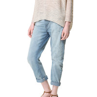 RELAXED FIT JEANS - Jeans - Woman | ZARA United States