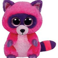 Roxie Raccoon 6 Inch Beanie Boo | Girls Small Plush Stuffed Animals | Shop Justice