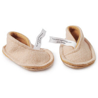 BABY FORTUNE COOKIE SLIPPERS | Booties, Shoes | UncommonGoods