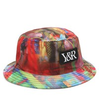 Young & Reckless Big Risky Bucket Hat - Mens Backpack - Multi - One