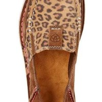 Ariat Boots Women's Dark Earth Cheetah Cruiser  Style #10017458