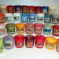 Yankee Candle Votives Assorted NEW! (a-m) - YOU PICK SCENT