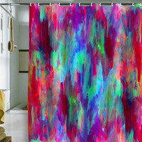 DENY Designs Home Accessories | Amy Sia Moving Sunsets Shower Curtain