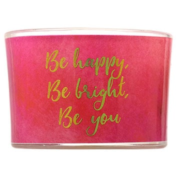 Bulk Pink Inspirational Candles, 3 oz. at DollarTree.com