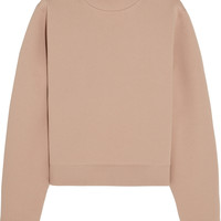 Acne Studios - Bird cotton-blend jersey sweatshirt
