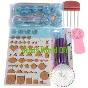 Handcraft  Quality  Quilling  Paper  Collection  Paper