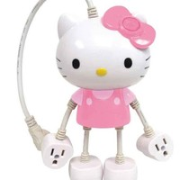 Hello Kitty Molded 4-Outlet Power Strip (79109)
