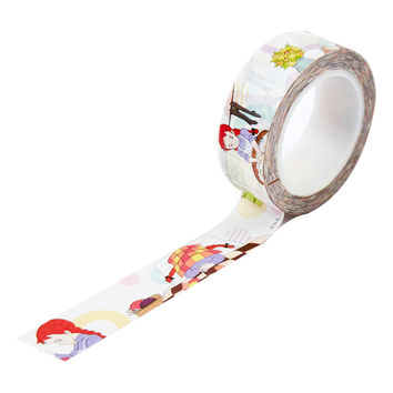 Anne of green gables 0.59X11yd single deco masking tape - Anne