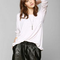 Sparkle & Fade Croco Full Short - Urban Outfitters