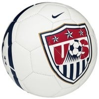 Nike USA Supporter Soccer Ball - White - Dick's Sporting Goods