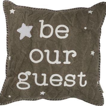 Be Our Guest   Pillow 16-in