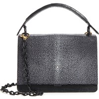 Nancy Gonzalez Divino Genuine Crocodile & Stingray Top Handle Bag | Nordstrom