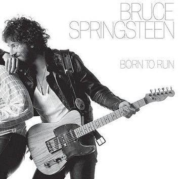 Bruce Springsteen Born To Run LP 180g Vinyl RI NEW