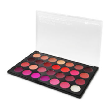 28 Color Ultimate Lips Lipstick Palette | BH Cosmetics
