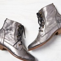 AEO Women's Bc Big City Boot (Pewter)