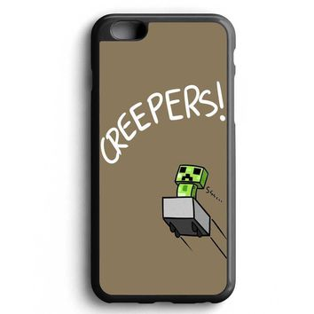 Custom Case Minecraft Creepers for iPhone Case & Samsung Case