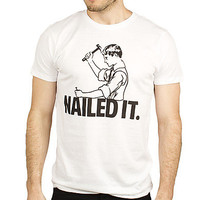 Guys 'Nailed It' Graphic Tee