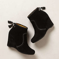Scrollwork Booties