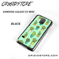 Cactus For Samsung Galaxy S5 Mini Case UY