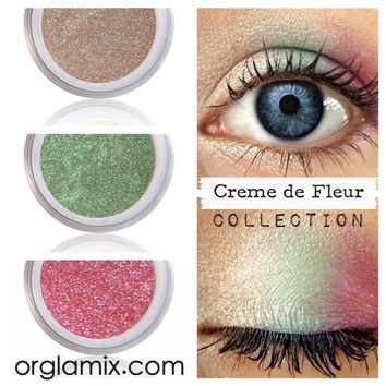 Creme de Fleur Collection
