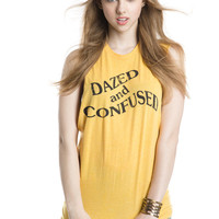Dazed and Confused Muscle Tank - Jawbreaking