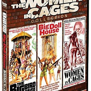 Pam Grier & Judy Brown & Jack Hill-The Women in Cages Collection: (The Big Bird Cage / The Big Doll House / Women in Cages)