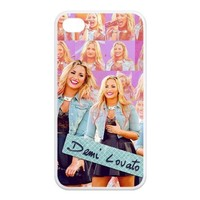 Special Offer Iphone Covers Demi Lovato Cover Case for Iphone 4/4S Phone Cases