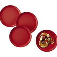 Tupperware | No-Spill Plates