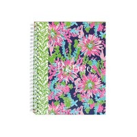 Lilly Pulitzer - Mini Notebook - Navy Trippin and Sippin